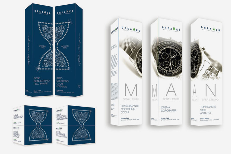 Grafica PackagingDreamed