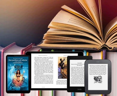 Impaginazione libri e grafica editoriale