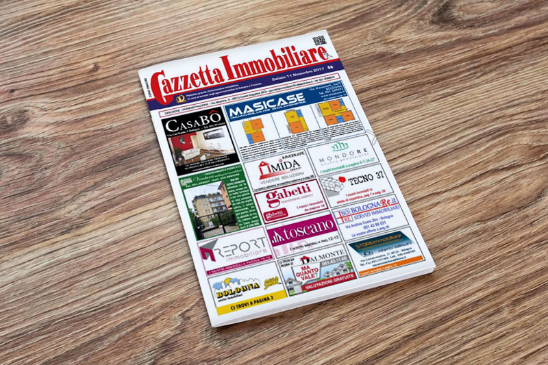 impaginazione magazine settimanale