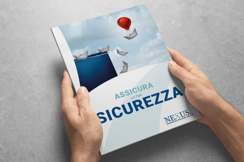 Realizzazione Brochures Comur