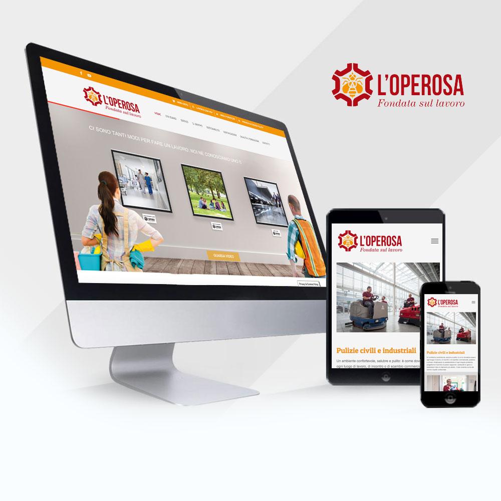 Realizzazione siti web Operosa