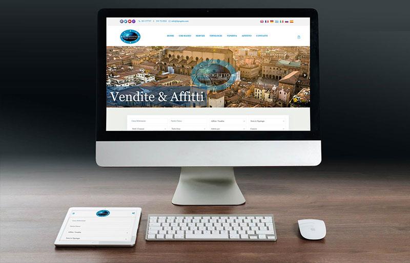 Realizzazione siti web agenzia immobiliare