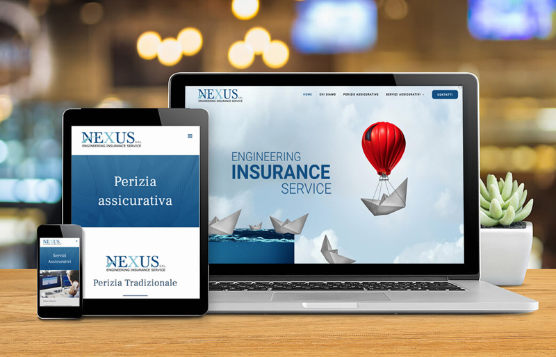 Creazione di siti web nexus