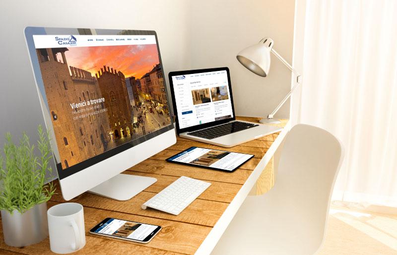 Creazione di siti web-spazio-casa-2000
