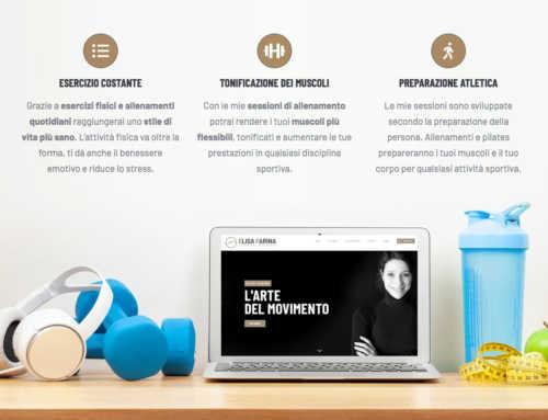 Elisa Farina | Personal trainer