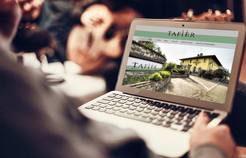 Realizzazione siti web ecommerce Parquetlife