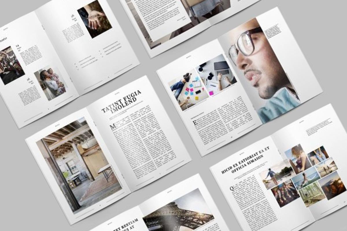 Perché evitare i template gratuiti per impaginare le riviste